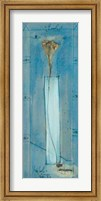 Trompetenblume Blau I Fine-Art Print