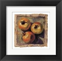 3 Yellow Apples Fine-Art Print