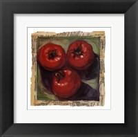 Three Tomatoes Fine-Art Print