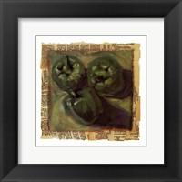 Three Green Peppers Fine-Art Print