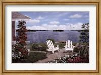 Cedar Boats Fine-Art Print