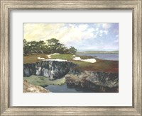Rocky Cove and 15th Green Giclee