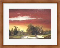 Sunrise at Riviera's 4th Giclee