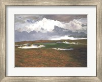 Passing Weather, 17th at Sand Hills Fine-Art Print