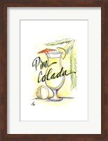 Drink up...Pina Colada Fine-Art Print