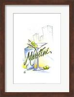 Drink Up...Martini Fine-Art Print