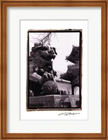 Imperial Lion, Beijing Fine-Art Print