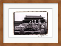 Palace Bridge, Beijing Fine-Art Print