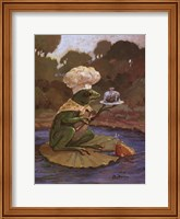 Cooking Frog Fine-Art Print