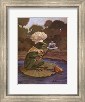 Cooking Frog Fine-Art Print
