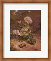 Frog Cookies Fine-Art Print