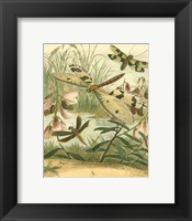 Dragonfly Gathering I Fine-Art Print