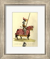 1512-Knight Armed Fine-Art Print