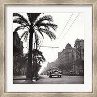 Sunset on the Diagonal, 1953 Fine-Art Print