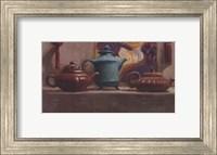 Tea and Silk Tassels Fine-Art Print