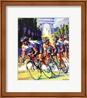 Victory on the Champs Elyses Fine-Art Print