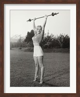 Marilyn - Workin It Fine-Art Print