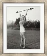 Marilyn - Workin It Fine-Art Print