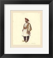 Indian Costumes Fine-Art Print