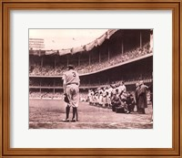 Babe Bows Out, c.1948 Fine-Art Print