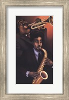 Jazz City 1 Fine-Art Print