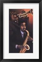 Jazz City 1 Fine-Art Print