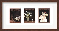 Cocktail Trilogy Fine-Art Print