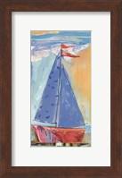 Sail Away III Fine-Art Print