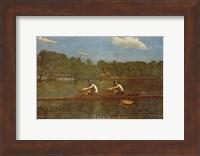 Biglin Brothers Racing Fine-Art Print