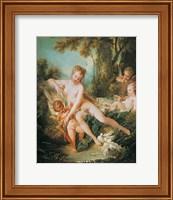 Venus Consoling Love Fine-Art Print