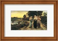 The Haymakers Fine-Art Print