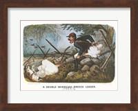Double-Barreled Breech-Loader Fine-Art Print