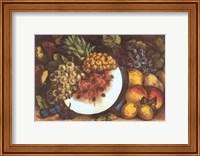 Fruits Autumn Varieties Fine-Art Print