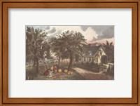 American Homestead Autumn Fine-Art Print