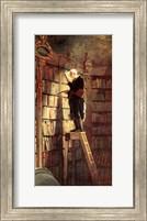 Bookworm Fine-Art Print