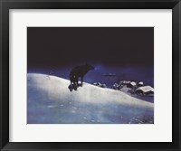 Lone Wolf, February Fine-Art Print