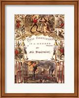 Member - Fire Department, 1877 Fine-Art Print