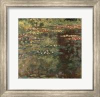 Pool with Waterlilies, 1904 Fine-Art Print