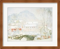 Sandvicken, Norway Fine-Art Print