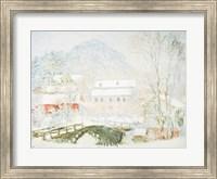 Sandvicken, Norway Fine-Art Print