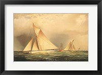 Puritan & Priscilla off Sandy Hook Fine-Art Print