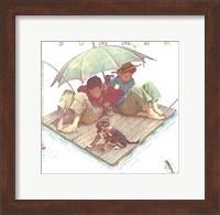Fisherman's Paradise Fine-Art Print