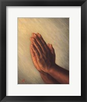 Praying Hands Fine-Art Print