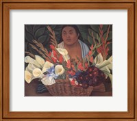 Flower Seller Fine-Art Print