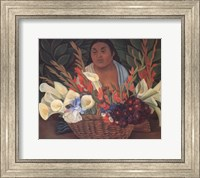 Flower Seller Fine-Art Print