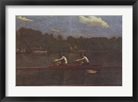 Biglin Brothers Racing Fine-Art Print