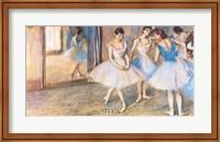Dance Greenroom Fine-Art Print