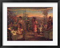 Summer's Evening, 1925 Fine-Art Print