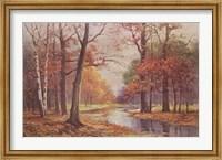 Autumn Glade Fine-Art Print