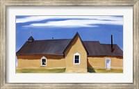 Cebolla Church Fine-Art Print